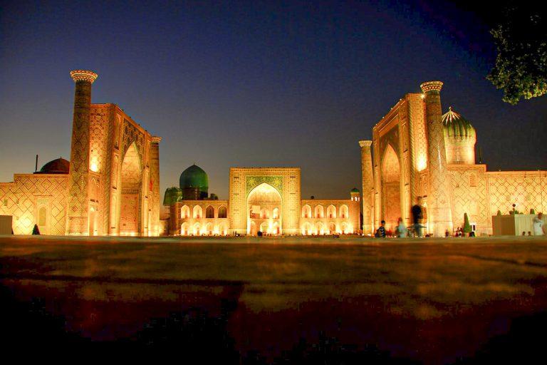 Туристический Саквояж - Путешествие в Узбекистан